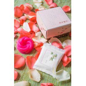 姹紫嫣红兰香系列皂(四色:樱花粉、小桃红、玫红、酒红)