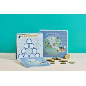 数学教具《数字探险》 儿童算数逻辑思维数独 (IQ HOUSE 出品)