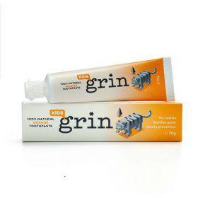 格润儿童护齿牙膏(甜橘味+草莓味)两支装