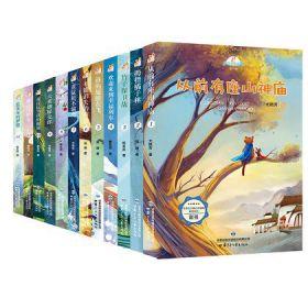 载梦的风车童话系列全12册 读者童文馆强烈推荐