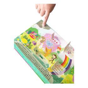 音乐启蒙+情商管理相结合 专门为3-6岁宝宝量身定做的玩具书