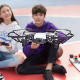 大疆Tello无人机双电池飞行包套装(大疆无人机*1+电池*1+电池*1+收纳包*1)