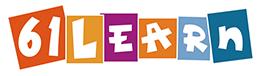 61learn,logo,孩教圈